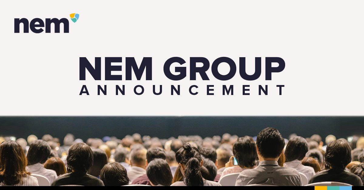 NEM Group更新