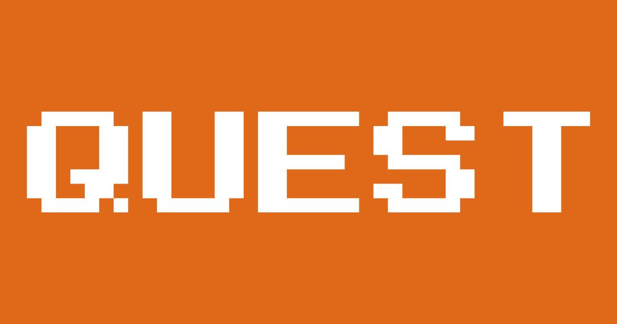 """我们发布了一个使用区块链技术的新打赏平台""""QUEST"""""""